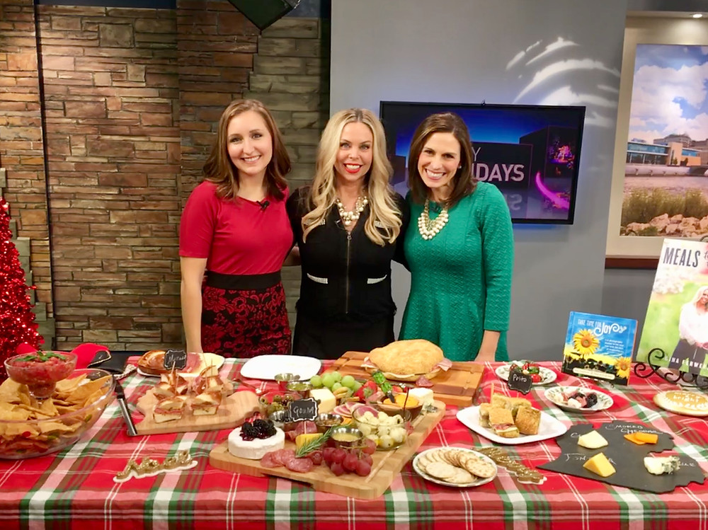 Laura Hartman, Gina Ferwerda and Meredith TerHaar ~ WZZM TV13