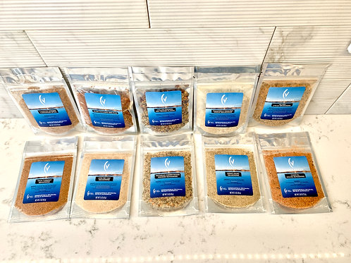 Silver Spice Pack of 10 Sampler Bags