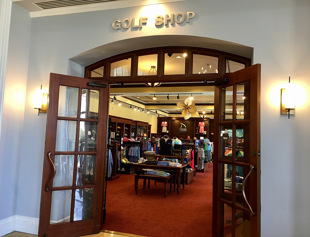 Tiburón Golf Shop