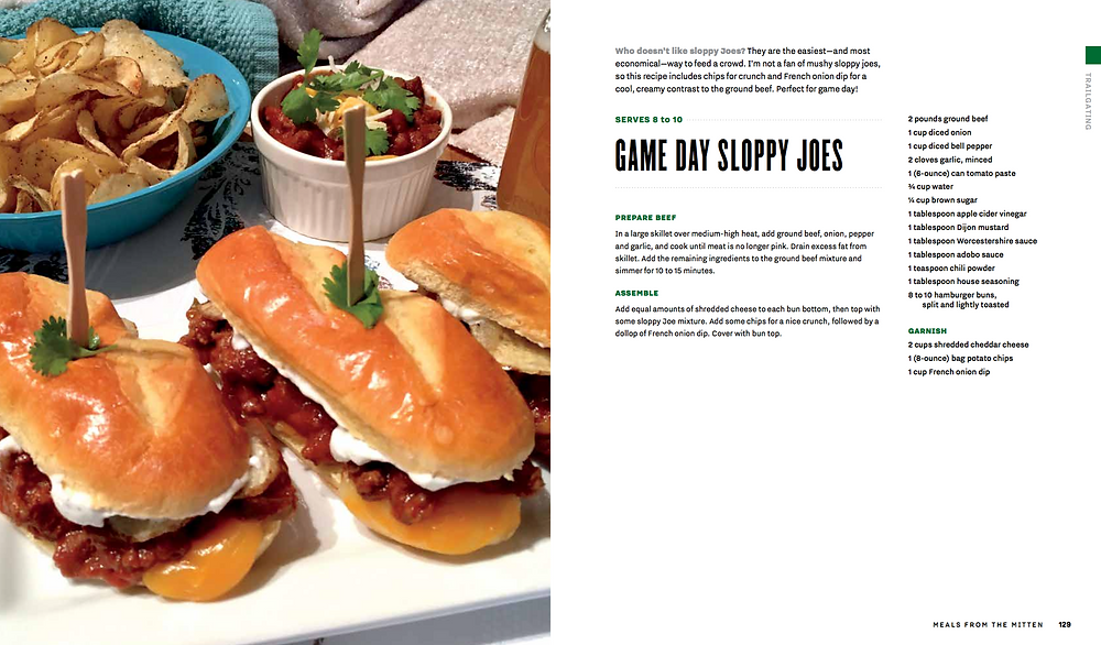 Game Day Sloppy Joes