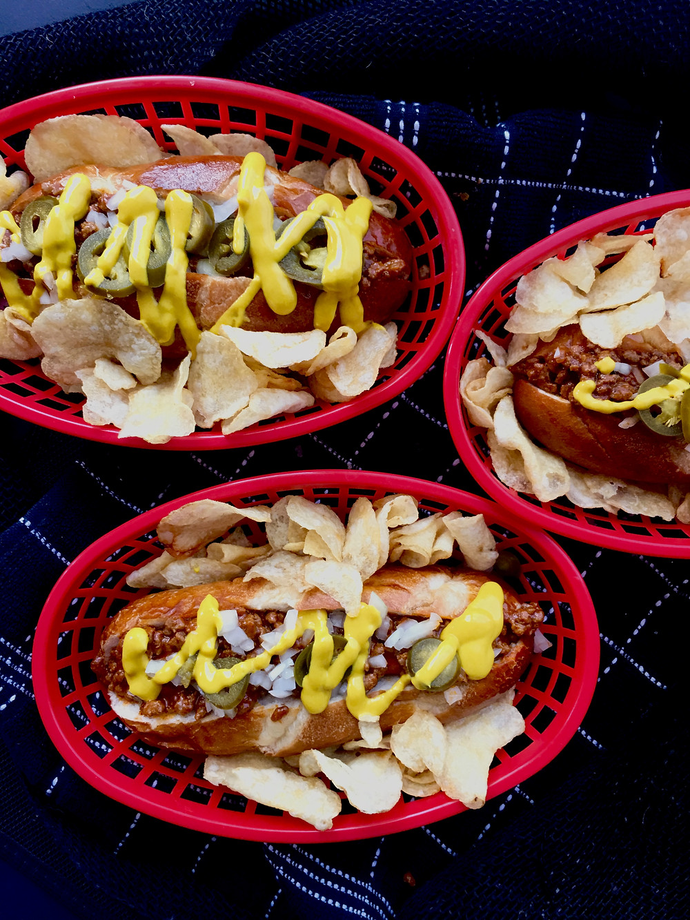 Campfire Coney Dogs