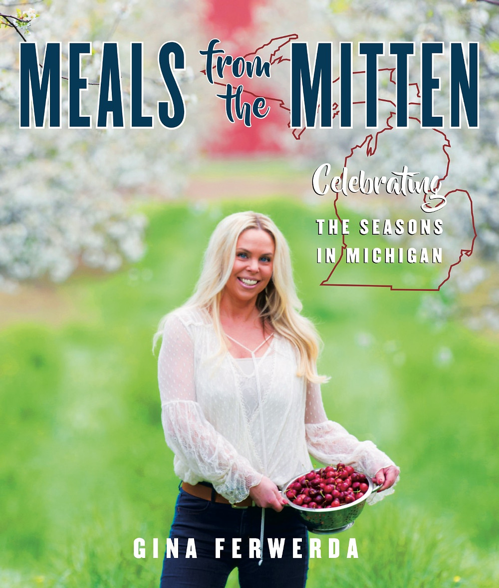 Meals From The Mitten Cookbook Pre-Sale