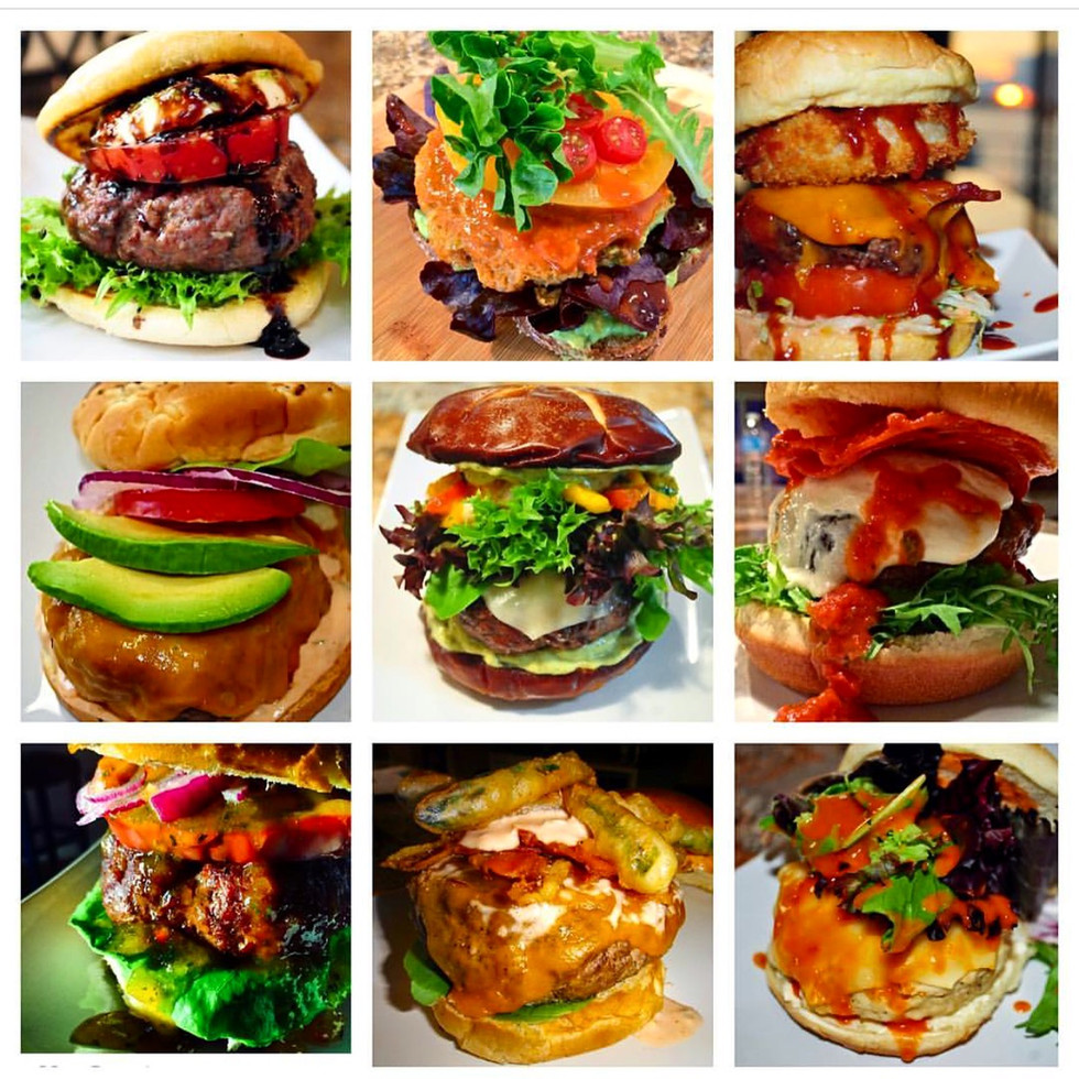 Happy National Burger Day!