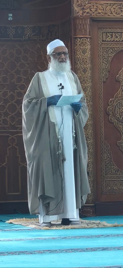 Shaykh Suhaib Hasan - Eid ul-Fitr Khutbah Live streamed during COVID-19 lock down