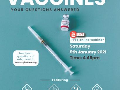 Covid-19 Vaccines WFCOM Webinar
