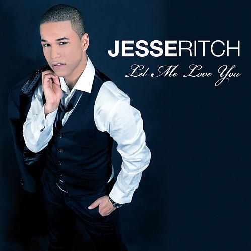 "CD - Single ""Let Me Love You"""