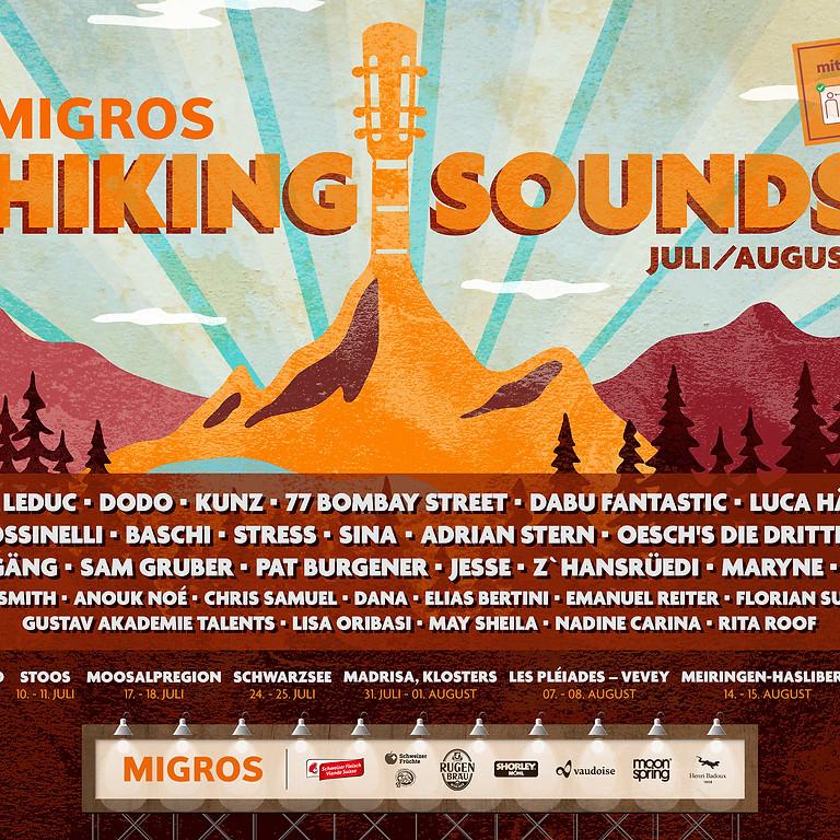 Hiking Sounds