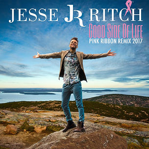 Jesse Ritch, good side of life, single, pop, musik, radio, cover, funk, rnb, soul, sänger, bern, schweiz, neu