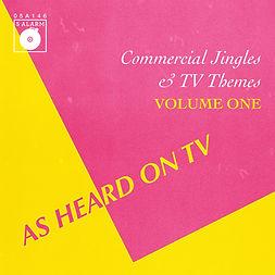 As Heard On TV Vol 1 Commercial Jingles