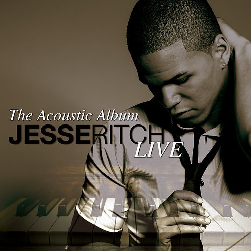 "CD - Album ""The Acoustic Live"""