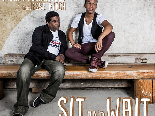 """CD - Single """"Sit And Wait 2013"""