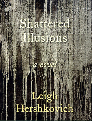 Signed Copy of Shattered Illusions