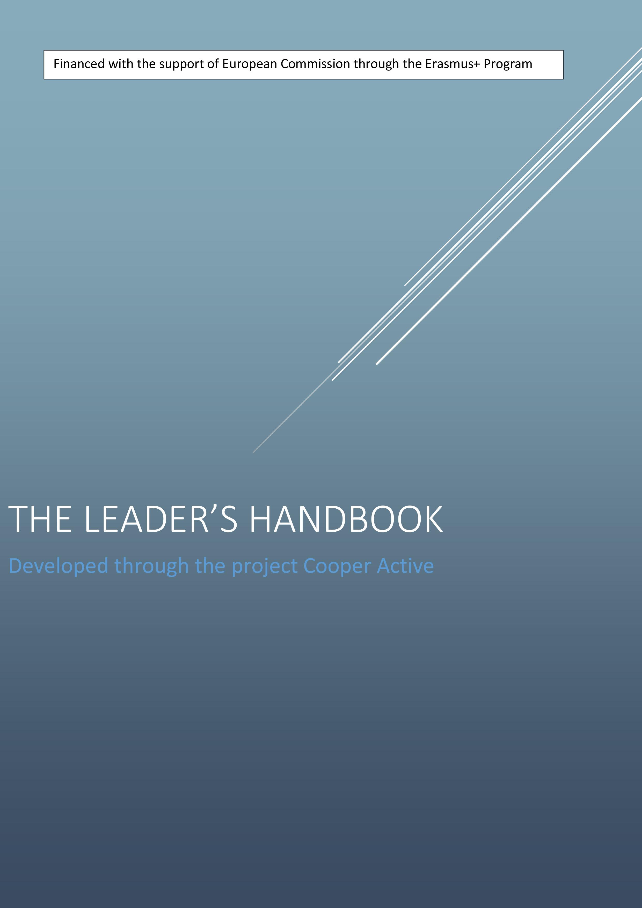 LeaderHandsbook