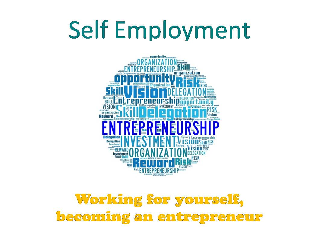Self-Employment presentation