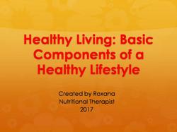 HealthyLivingPresentation (2)