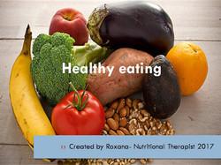 HealthyEatingPresentation