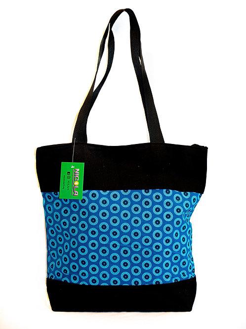 Ankara style bag Hand made