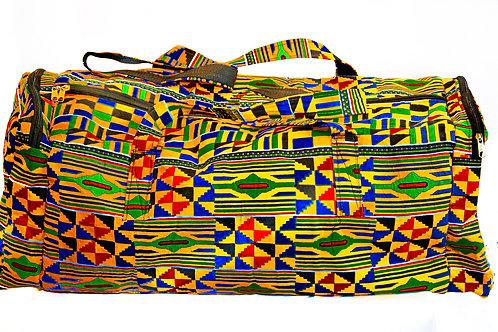 Ankara style hand luggage