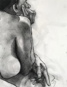Untitled (Female Nude)