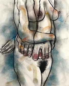 Untitled (Fragment Figure)