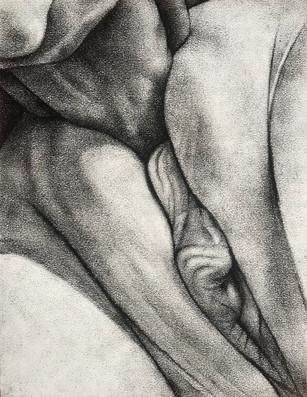 Untitled (La langue de l'amour)