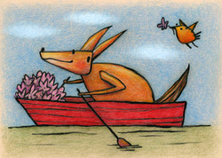 Foxy flower delivery