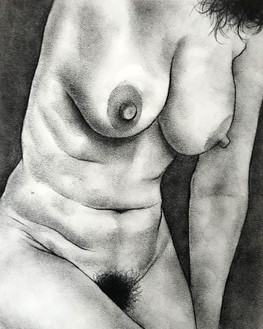 Untitled nude (A.)