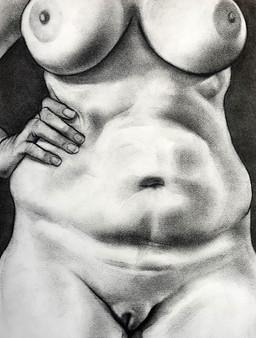 Untitled nude (T.)
