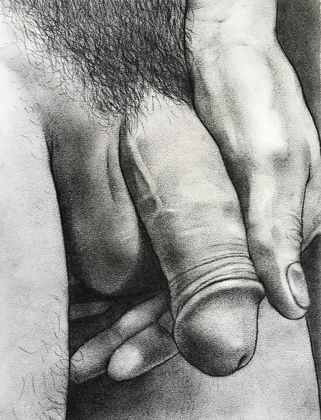 Untitled nude (J.)
