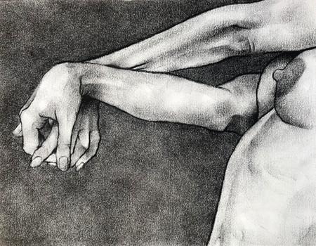 Untitled (Hand Study)