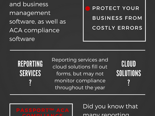 Passport's Affordable Care Act Compliance Software