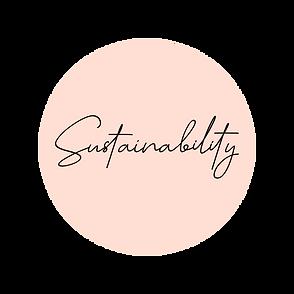 Sustainability - Highlight Logo Transpar