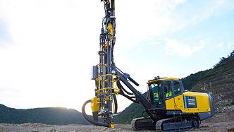 drilltek drill rig T45