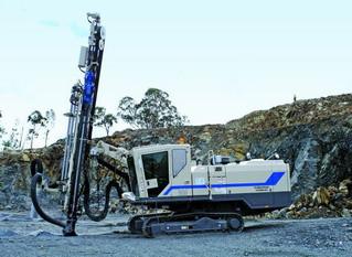 Furukawa HCR1500EDII.   November 2013    With Drilltek expanding into more quarry's through ou