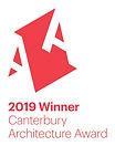 NZIA 2019 Awards Email Badge Canterbury.
