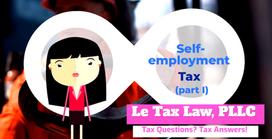 Self-Employment Tax (General)