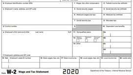 Deferred Employee Social Security Tax W-2 Guidance