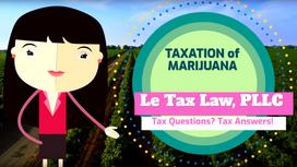 Taxation of Marijuana