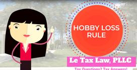 Hobby Loss Rule