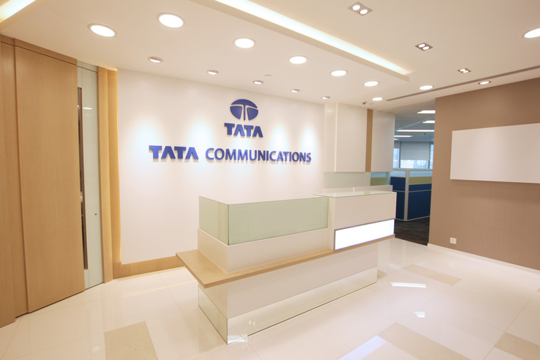 TATA Communications | Cube Spatial Design Limited