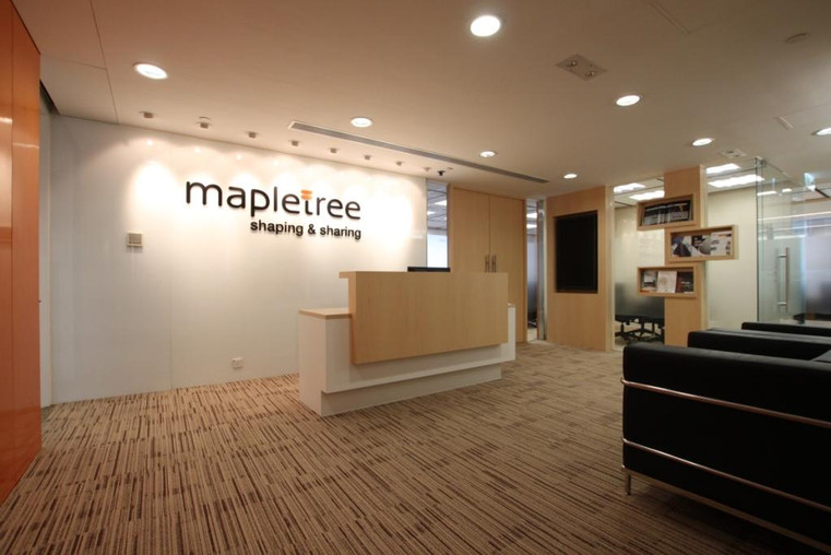 Mapletree   Cube Spatial Design Limited