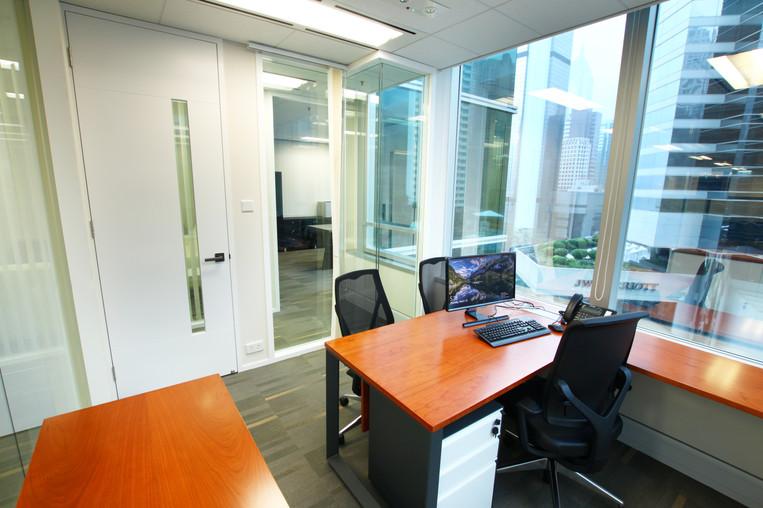 OCI International Holdings | Cube Spatial Design