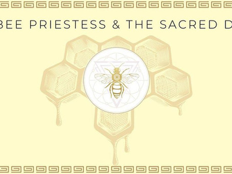 The Bee Priestess and the Sacred Drum