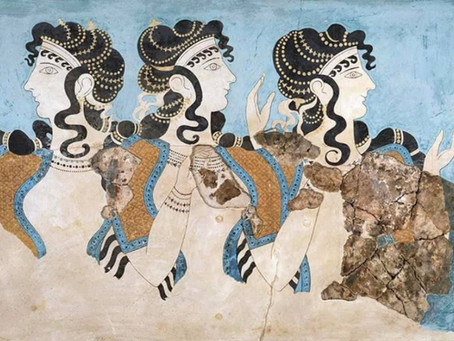 The Bee Priestess of Minoan Crete