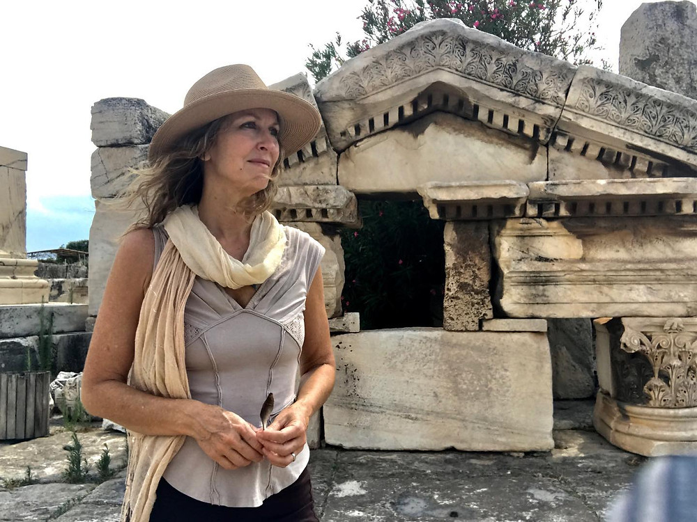 Krista Holland at Eleusis