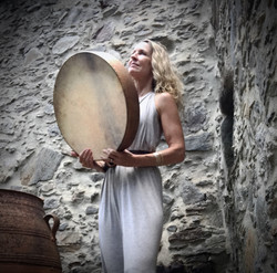 Krista Holland - Sacred Drumming