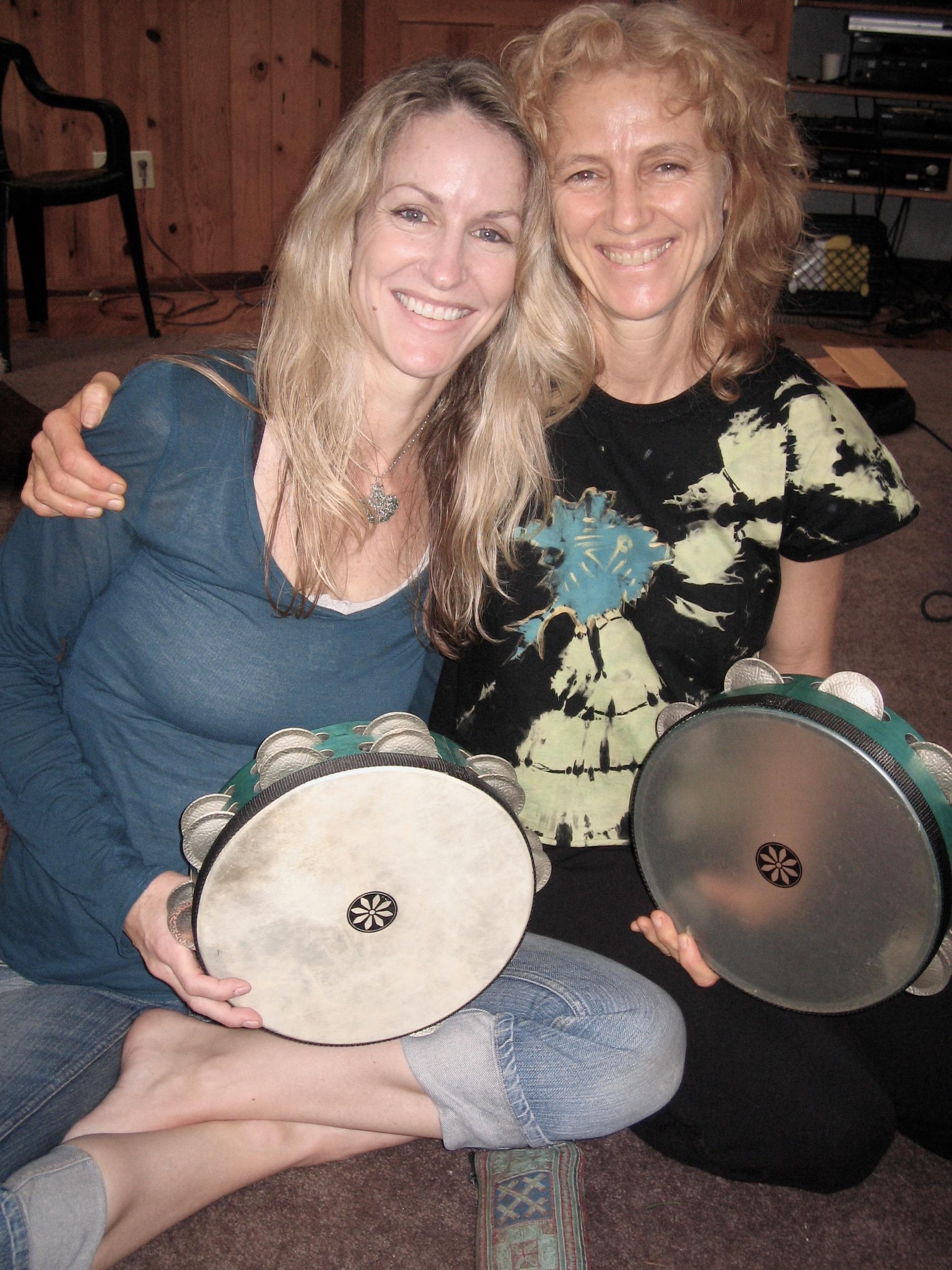 Krista Holland and Layne Redmond