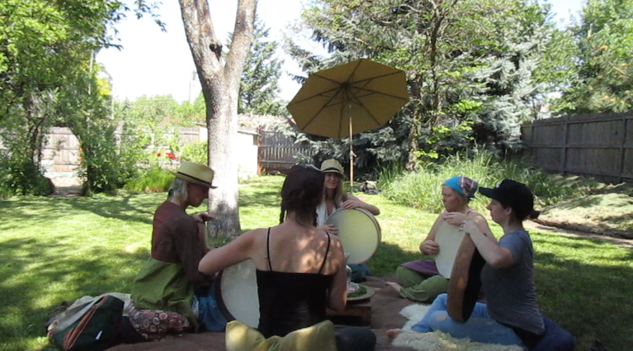 Sacred Drum Circle