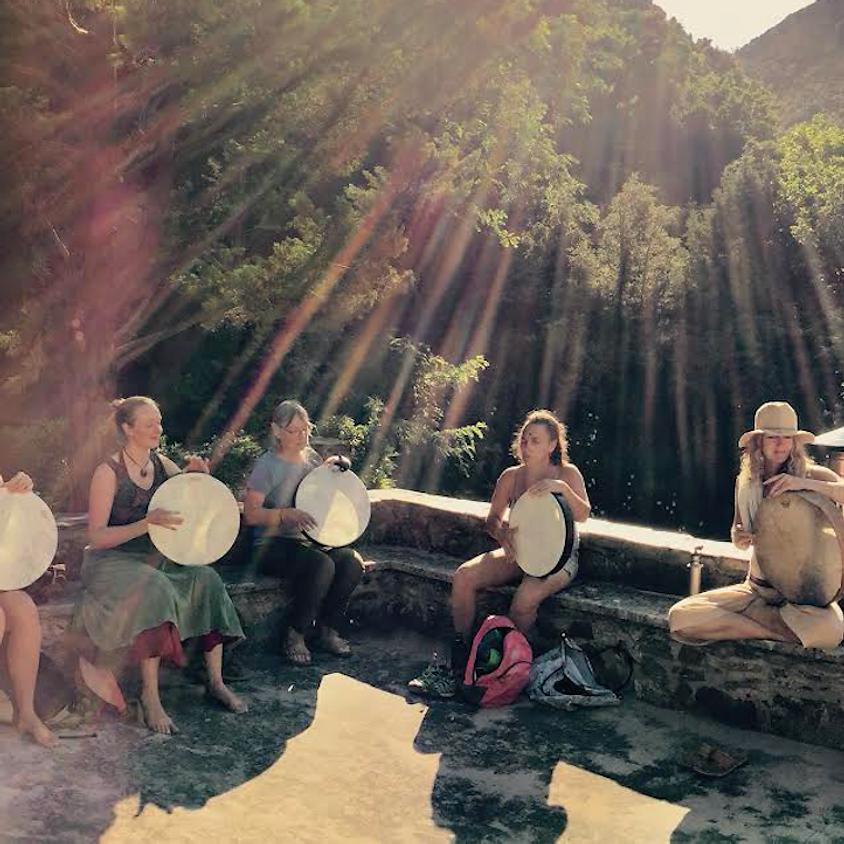 Sacred Drumming October