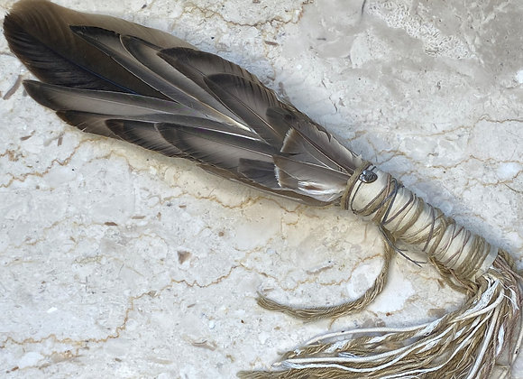 Feather Incense Wand